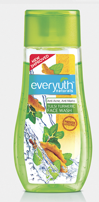 Everyuth Tulsi Tumeric Face Wash