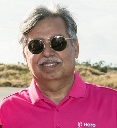 Pawan Munjal, Chairman, Managing Director and CEO, Hero MotoCorp Ltd.