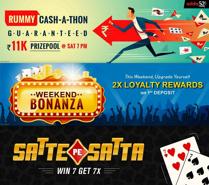 Adda52 Rummy Welcomes New Users With Exciting Offers and Rewards