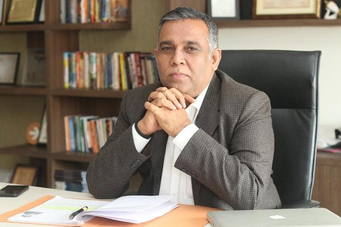 Rajesh Kumar Singh, Chairman of Kunwar's Global School