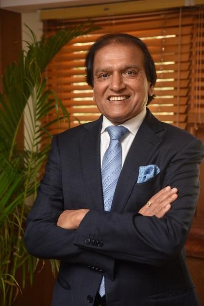 <b>Mr. Dinesh Shahra, Managing Director – Ruchi Soya Industries Limited</b>&#8220;></td> </tr> <tr> <td width=
