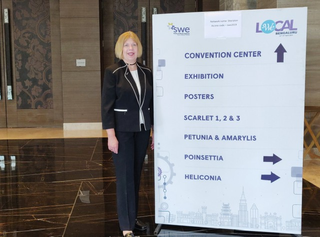 Karen Horting, Executive Director & CEO, SWE