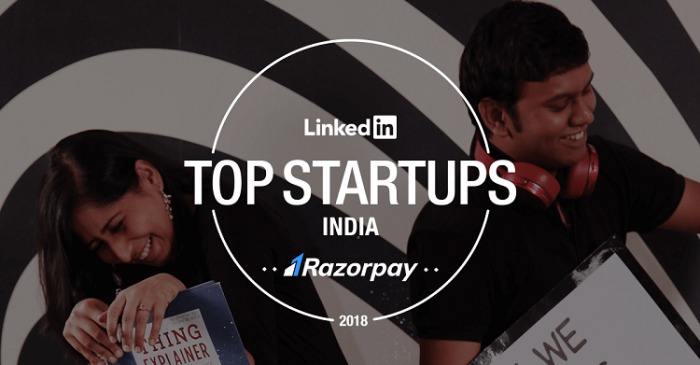 LinkedIn India Top Startups_Razorpay
