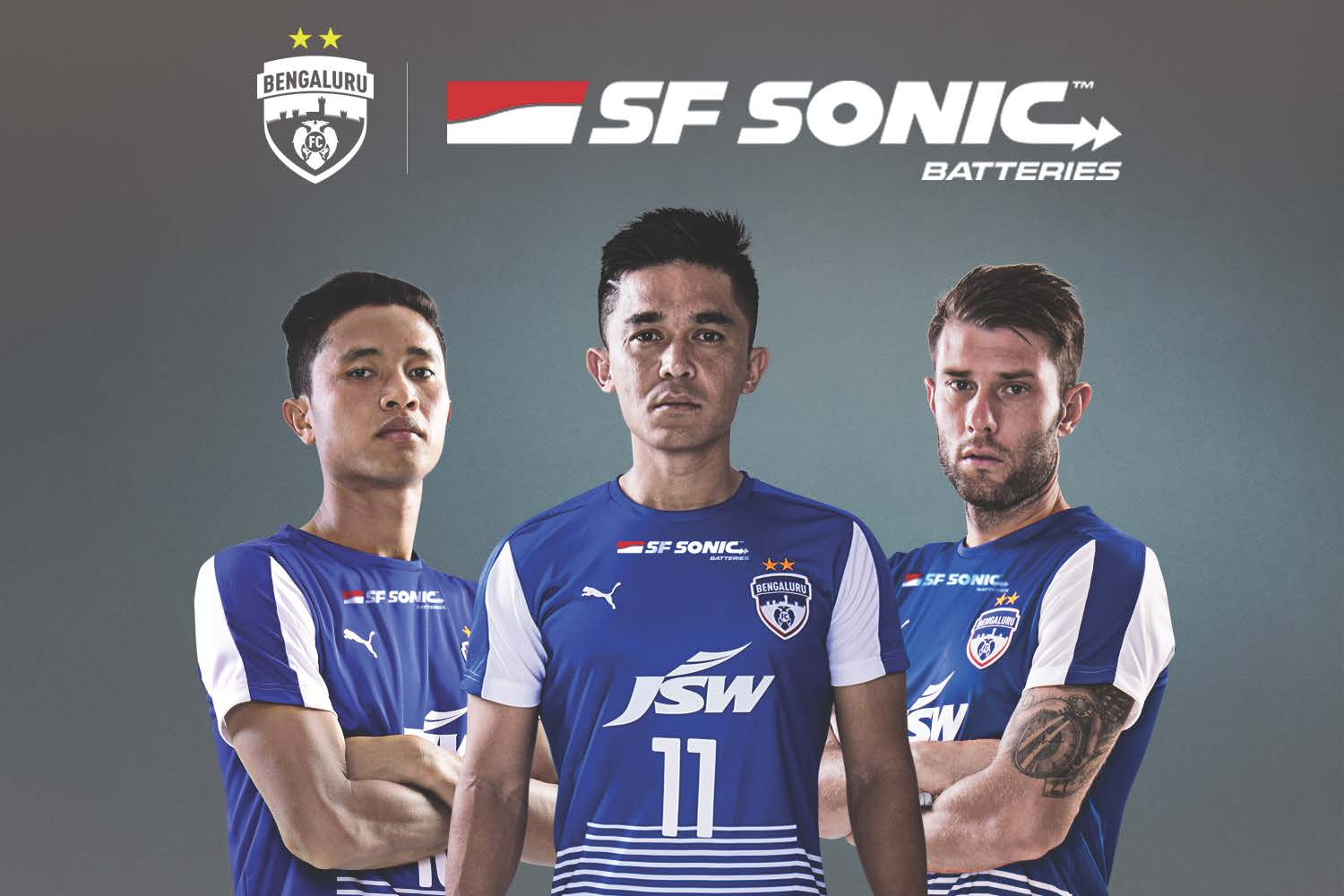 SF Sonic adds more Power to Bengaluru FC