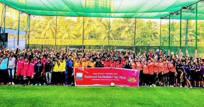 The National Inclusion Cup 2018 - A CSR initiative of Sony Pictures Networks India