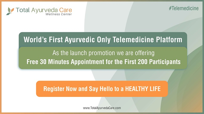 World's first Ayurvedic only telemedicine service launched