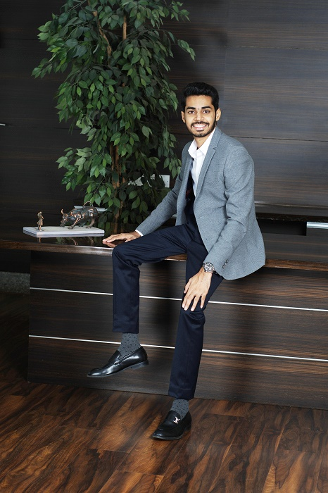 Trishneet Arora, Founder & Chief Executive Officer, TAC Security