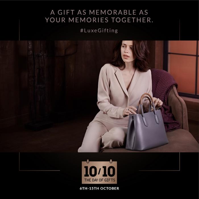 Tata CLiQ Luxury presents 10/10 sale