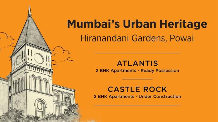 Urban Heritage - Atlantis, Castle Rock
