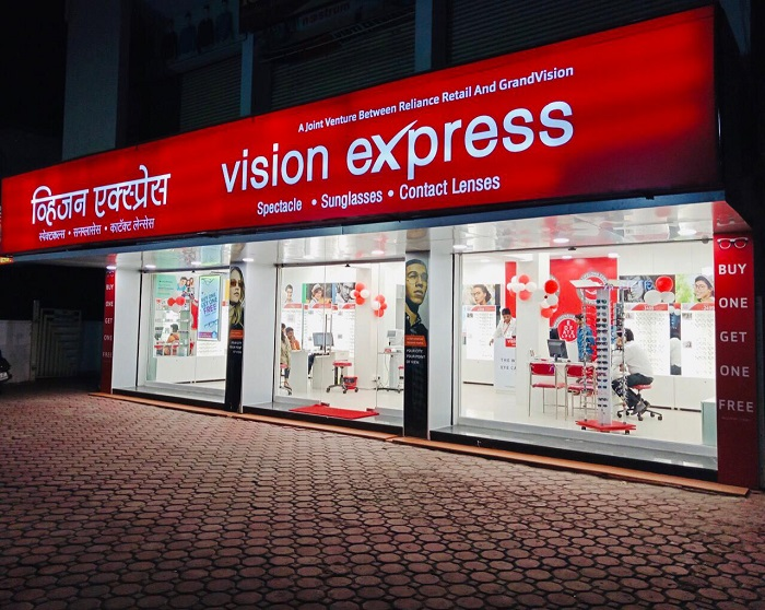 Vision Express Store
