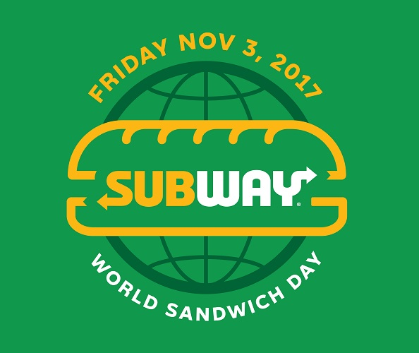 HUNGRY? Here's how to get a free Subway sub in Ipswich today