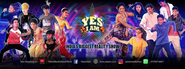 Yes I Am - India's Biggest Reality Show is all set to provide some thrilling experience to viewers