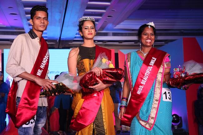 Mr. Niranjan Kumar Vaishnav, Ms. Keerthi Bodagala and Dr. Vidya Hari Iyer emerged as the winners of Amway?s Attitude Shining Star fashion show, held in Chennai