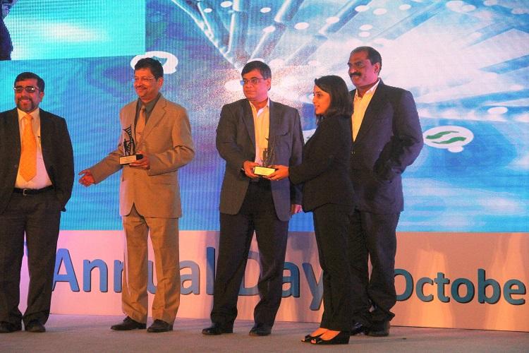 Bilcare Wins Prestigious OPPI Awards 2017 presented by Mr. Sharad Tyagi