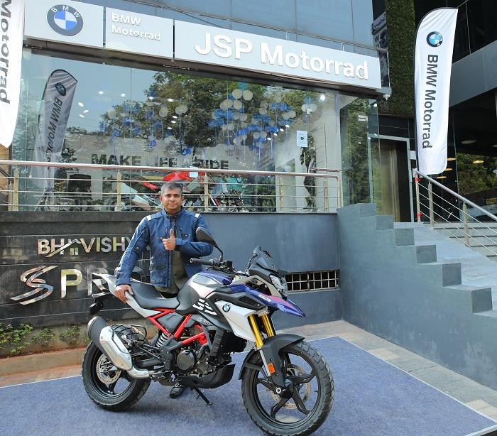 Mr. Sudarshan Ponraj, Dealer Partner, JSP Motorrad