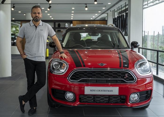 Mr. Tanuj Pugalia, Dealer Principal, Gallops Autohaus