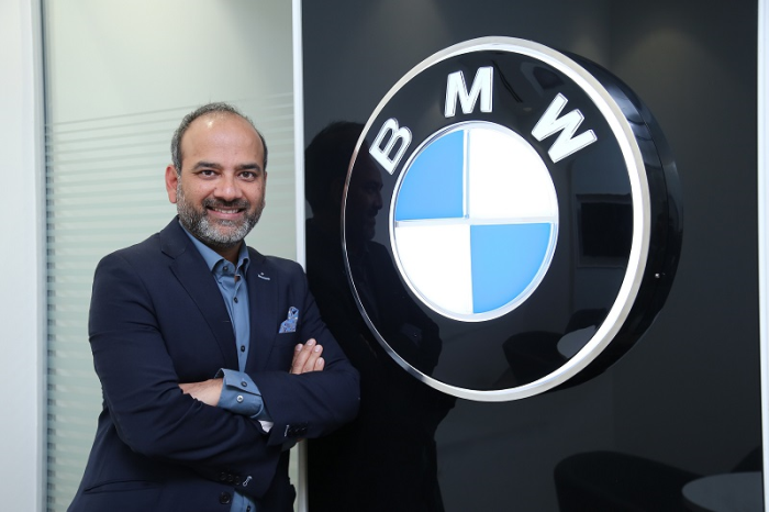 Mr. Rudratej Singh, President and CEO, BMW Group India