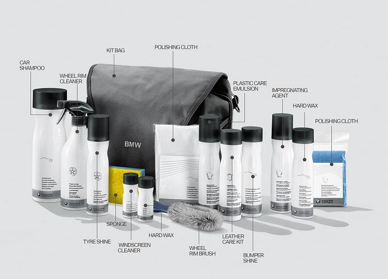 BMW Hygiene Package