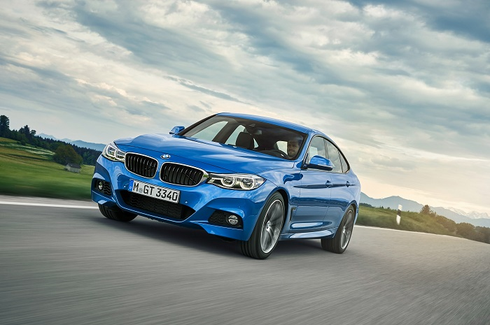 The new BMW 330i Gran Turismo M Sport in India