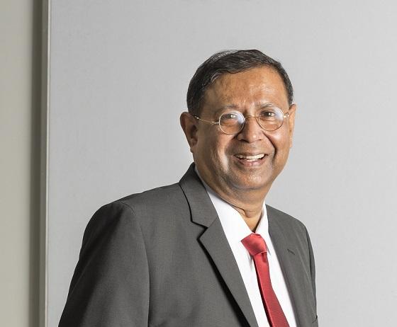 Mr. T Krishnakumar, President, Coca -Cola India and Soutwest Asia