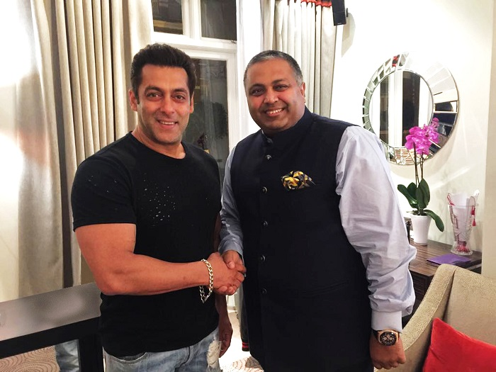 CP PLUS signs up Salman Khan as its CCTV ambassador