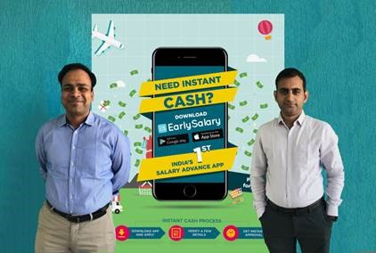 Left to right: Ashish Goyal (CFO), Akshay Mehrotra (CEO)