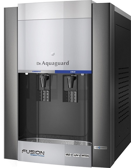 Dr. Aquaguard Fusion Ambient 'N' Cold, a perfect solution for healthy water with benefit of instant cooling
