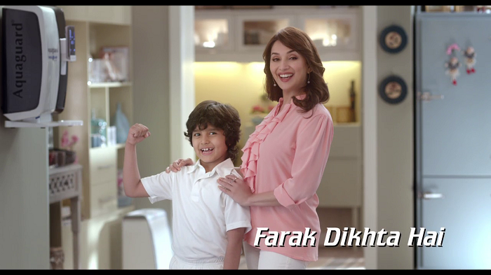 Eureka Forbes launches 'Farak Dikhta Hai' Campaign for its brand Aquaguard