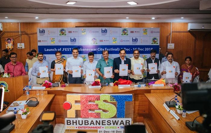 Launch of .FEST - Bhubaneswar City Festival