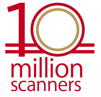 Special Logo to Commemorate 10M Shipments