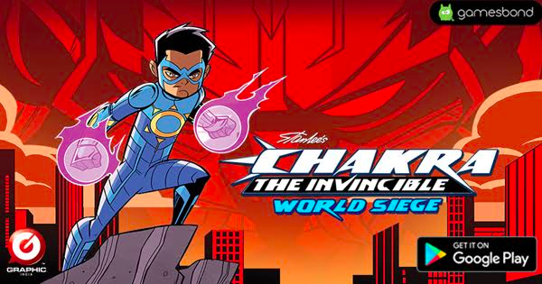 CHAKRA: World Siege from Gamesbond and Graphic India
