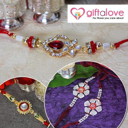 Efficient Rakhi Delivery Worldwide