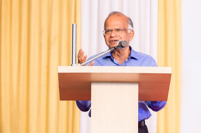 M.N. Gopinath, Chairman, Grameen Koota Financial Services Pvt. Ltd.