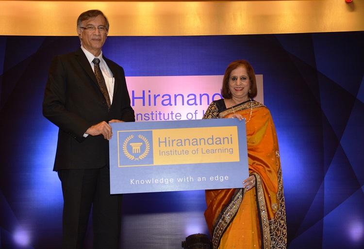 <b>Dr. Niranjan Hiranandani(L), Dr. Manju Nichani(R)</b>