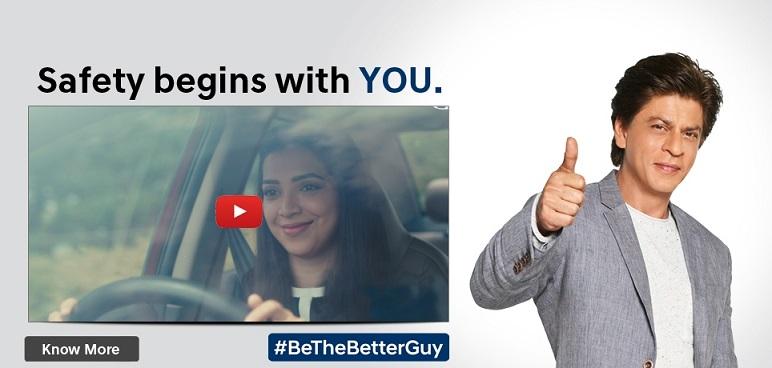 #BeTheBetterGuy