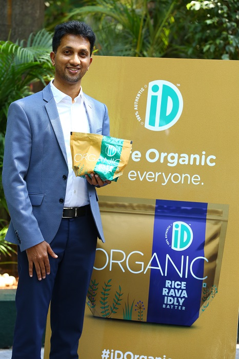 Musthafa PC, CEO & Co-Founder, iD Fresh Food