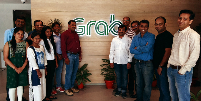 Singapore-based taxi company Grab aquires Bangalore-based iKaaz