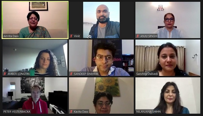 Institute for Career Studies (ICS) organised a special webinar – Studies Abroad in Covid Times – on Friday. The panel comprised country experts from Finland, Ireland, England, Canada and the United States of America. The discussion, which addressed the concerns of students and parents, was steered by Dr Amrita Dass, Founder-Director, ICS.