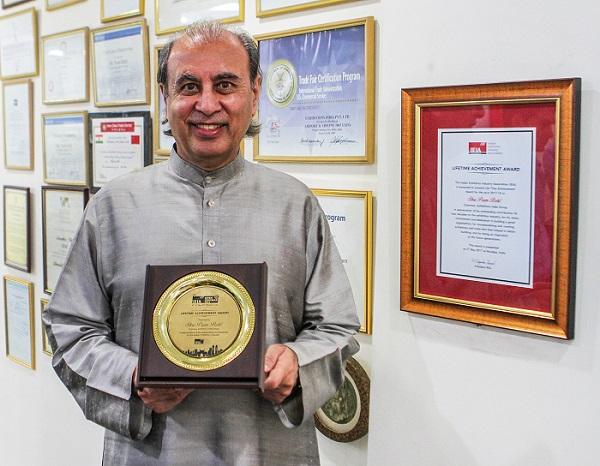 Prem Behl, Chairman, Exhibitions India Group