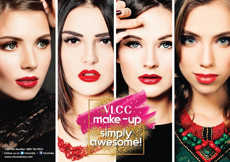 VLCC make-up simply awesome!