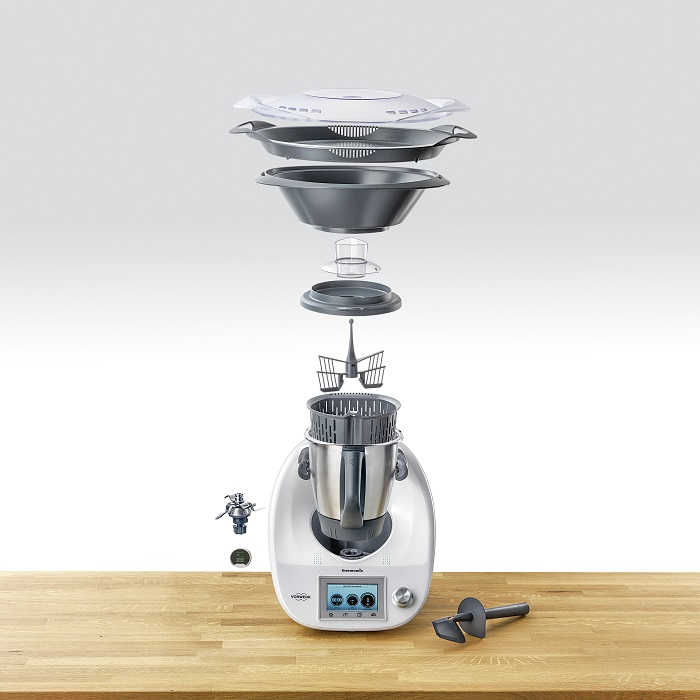 Thermomix - A Smart Kitchen Robot