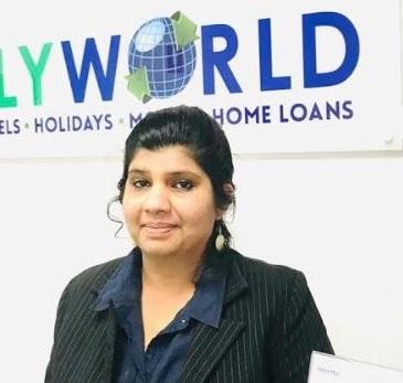 Ms. Thara S Namboothiri, Flyworld