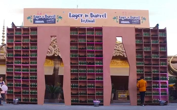 Lager n Barrel main entrance