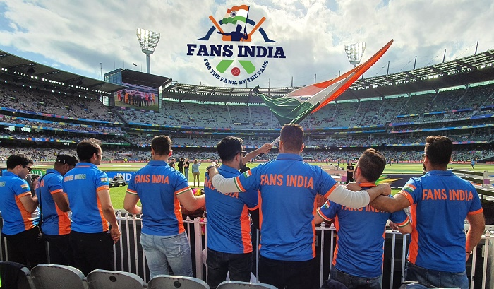 Fans India is a group of Indian cricket fans dedicated to support Team India and assist cricket fans all around the world