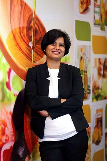 Ms. Neelima Burra, CMO and  Business Head - Health and Wellness, Cargill Foods India
