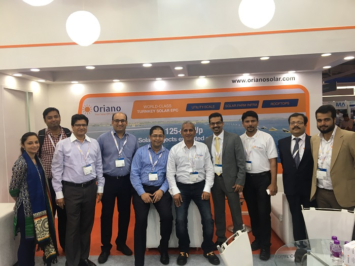 First Solar (India) and Oriano Solar team on successful commissioning of 40 MWac solar PV power plant