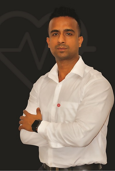 Amit Bansal, CEO and Co-founder - MediGence