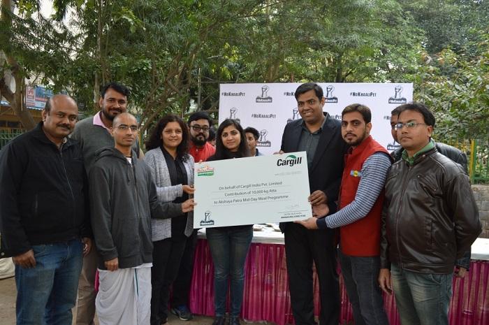 #NoKhaaliPet Campaign of NatureFresh Sampoorna Chakki Atta