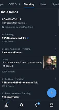 Unacademy's IPL film captures the No.1 spot on Twitter