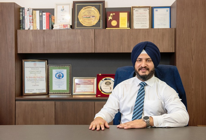 With rich experience in the service of thousands of patients suffering from numerous eye diseases, the CEO of Jagat Pharma & Director of Dr. Basu Eye Hospital, Dr. Mandeep Singh Basu has been offering holistic eye treatments through superior quality herbal eye solutions and Ayurvedic medicines.
